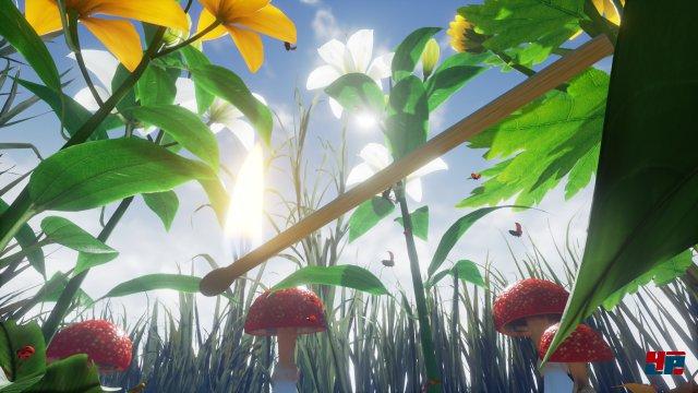 Screenshot - Godling (PlayStation4)