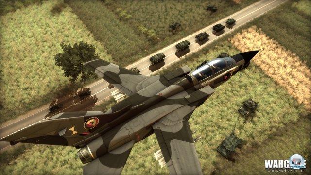 Die neuen Flugzeuge sind gut integriert und erh�hen die Spannung in den Gefechten.