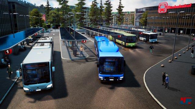 Screenshot - Bus Simulator 18 (PC)