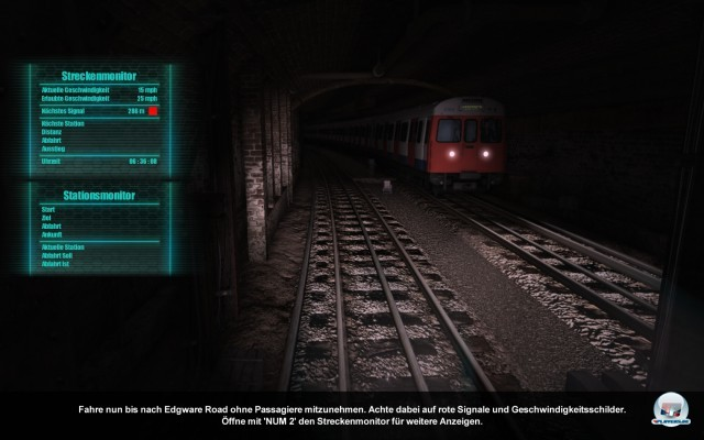 Screenshot - London Underground Simulator (PC)