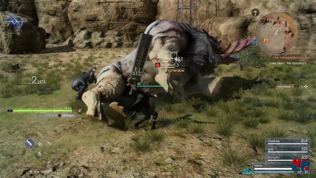 Screenshot - Final Fantasy 15 (PS4) 92531191