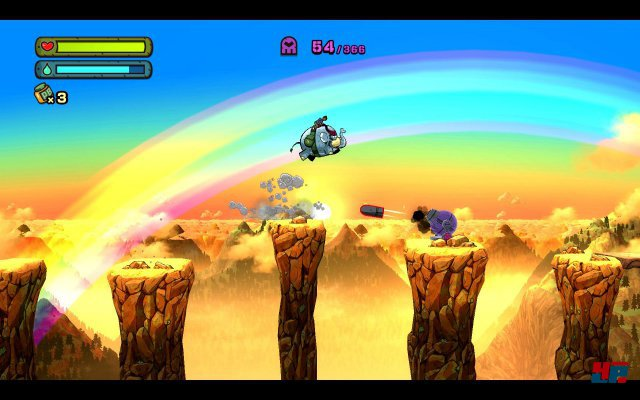 Screenshot - Tembo The Badass Elephant (PC)