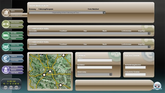Screenshot - Der Planer 5 - Der Logistik-Manager (PC-CDROM)