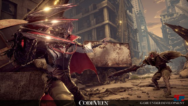 Screenshot - Code Vein (PC) 92544366