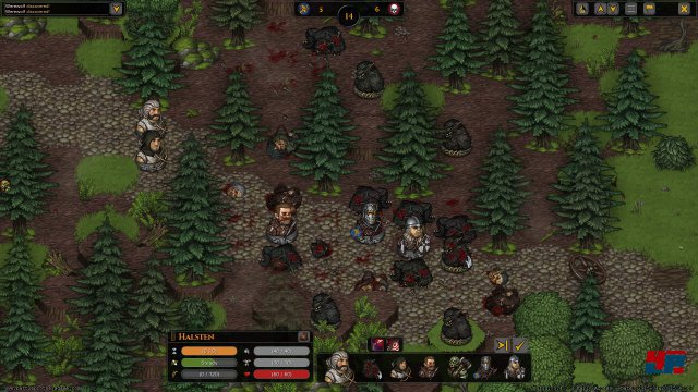 Screenshot - Battle Brothers (PC)