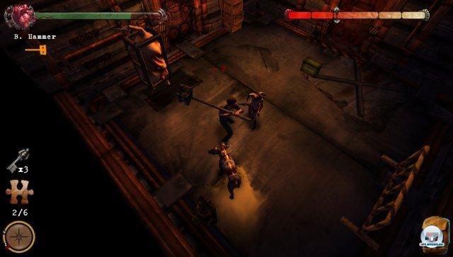 Screenshot - Silent Hill: Book of Memories (PS_Vita) 2397207