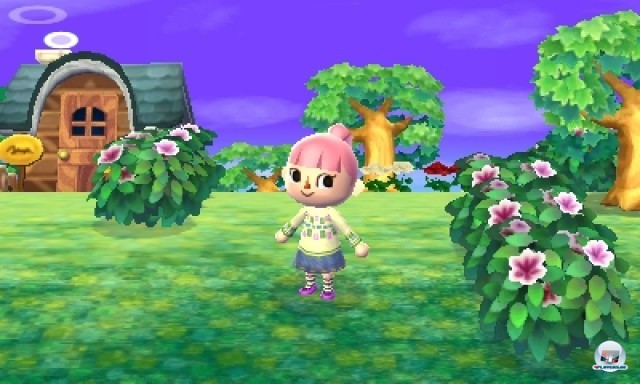 Screenshot - Animal Crossing 3DS (3DS) 2231134