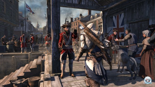 Screenshot - Assassin's Creed III (PC) 92424007