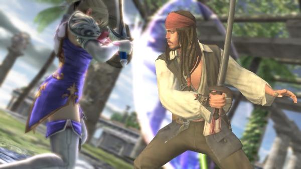 Jack Sparrow<br><br>Captain Sparrow vereint gleich mehrere Vorteile in sich: Er beherrscht die hohe Kunst des Drunken S�beling, die in f�r das ungetr�bte Auge schwer erwischbar macht. Au�erdem steht er dauernd wieder von den Toten auf, gerade in einem Pr�gelspiel ein unsch�tzbarer Vorteil! 1742258