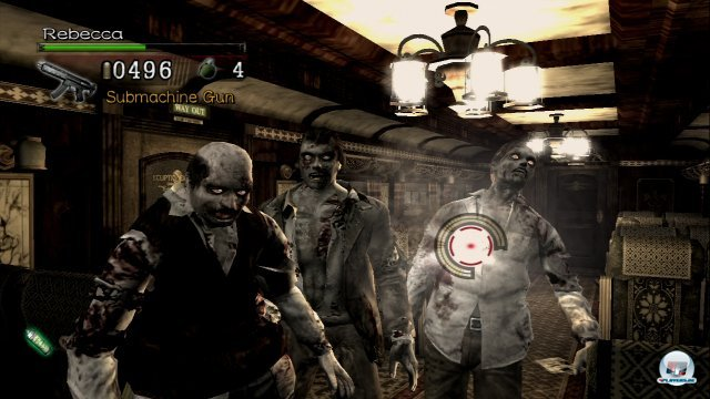 Screenshot - Resident Evil: Chronicles HD (PlayStation3)