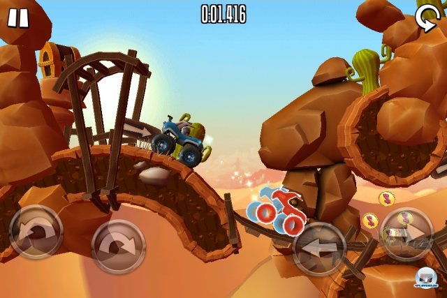 Screenshot - MotoHeroz (iPhone) 2327487