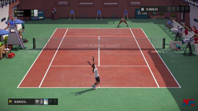 Screenshot - Tennis World Tour (PS4) 92566162