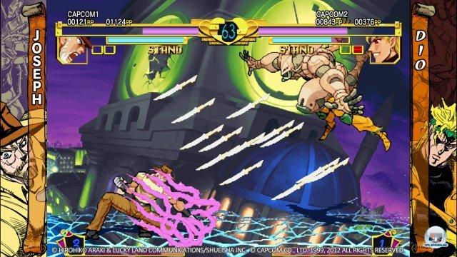 Screenshot - JoJo's Bizarre Adventure HD Ver. (PlayStation3) 2387067