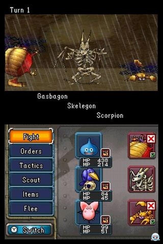 Screenshot - Dragon Quest Monsters: Joker 2 (NDS) 2230274