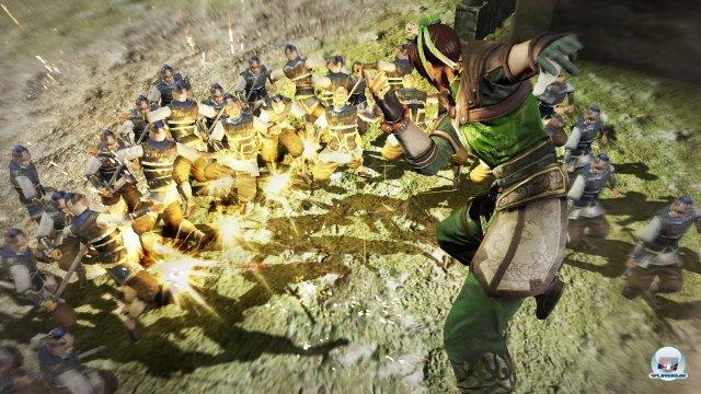 Screenshot - Dynasty Warriors 8 (PlayStation3) 92433632