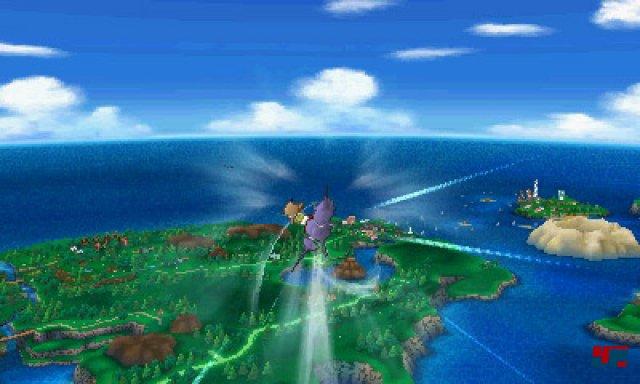 Screenshot - Pokémon Alpha Saphir (3DS) 92495932