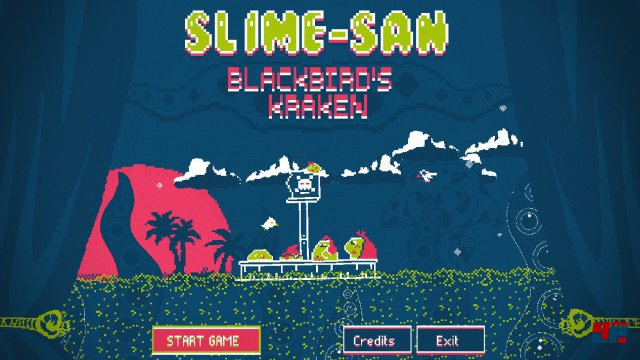Screenshot - Slime-san: Superslime Edition (PS4)