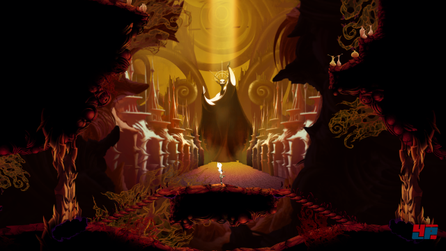 Screenshot - Sundered (Linux)
