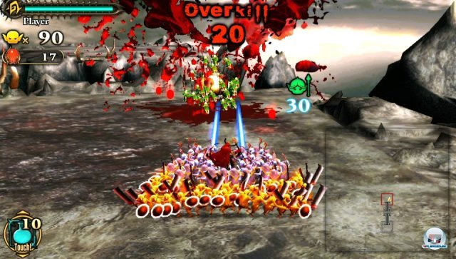 Screenshot - Army Corps of Hell (PS_Vita) 2282227