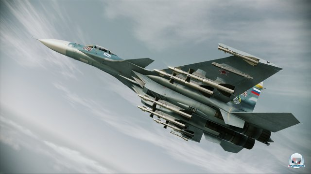 Screenshot - Ace Combat: Assault Horizon (360) 2270902