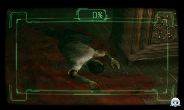 Screenshot - Resident Evil: Revelations (3DS) 2230198