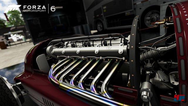 Die 420 ForzaVista-Boliden werden wieder mit viel Liebe zum Detail modelliert.