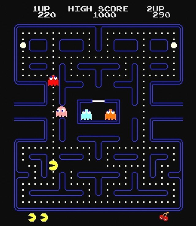 Screenshot - Pac-Man (PC)