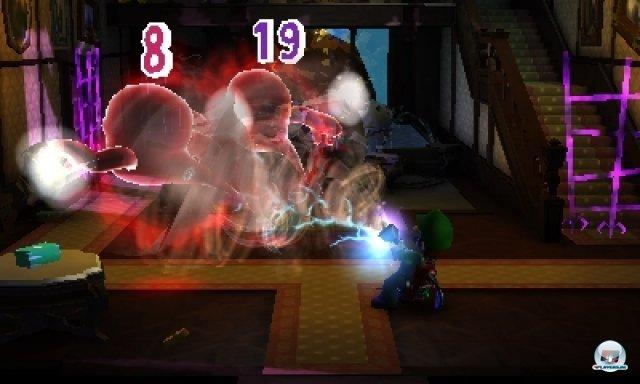 Screenshot - Luigi's Mansion 2 (3DS) 2266062
