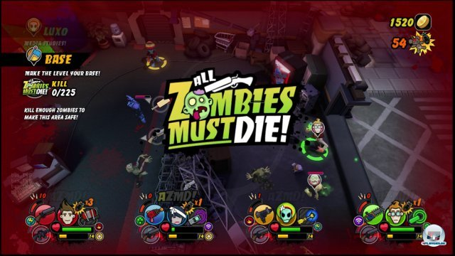 Screenshot - All Zombies Must Die! (360) 2294932