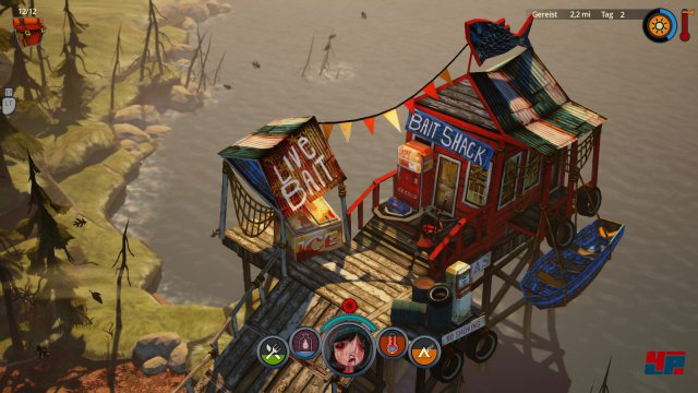 Screenshot - The Flame in the Flood (PC) 92521019