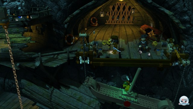 Screenshot - Lego Pirates of the Caribbean - Das Videospiel (360) 2222422