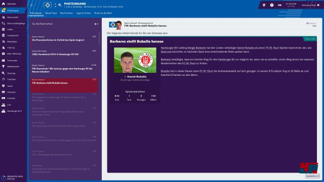 Screenshot - Football Manager 2019 (PC) 92577065