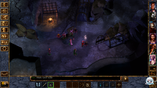 Screenshot - Baldur's Gate: Enhanced Edition (Android) 92400137