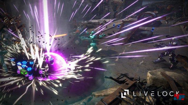 Livelock inszeniert solide Dualstick-Ballereien