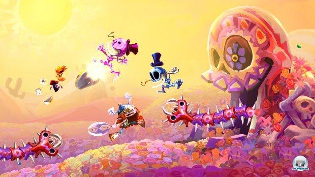 Screenshot - Rayman Legends (360) 92460268