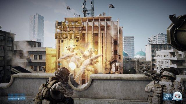 Screenshot - Battlefield 3 (PC) 2282942