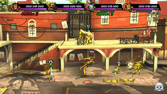 Screenshot - Lucha Fury (360) 2234848