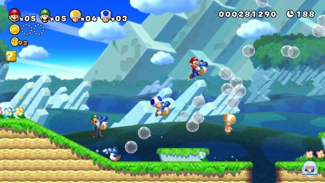 Screenshot - New Super Mario Bros. U (Wii_U) 2360637