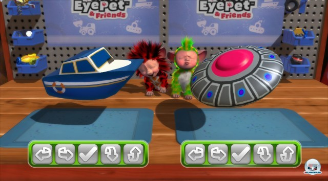 Screenshot - EyePet & Friends (PlayStation3) 2247717