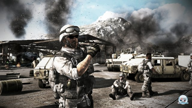 Screenshot - Heavy Fire: Afghanistan (PlayStation3) 2281832
