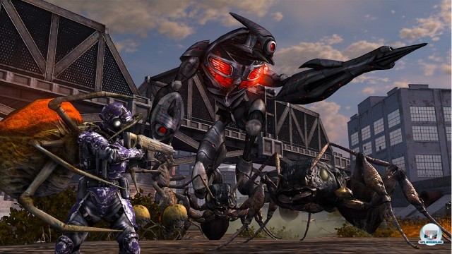 Screenshot - Earth Defense Force: Insect Armageddon (360) 2222657