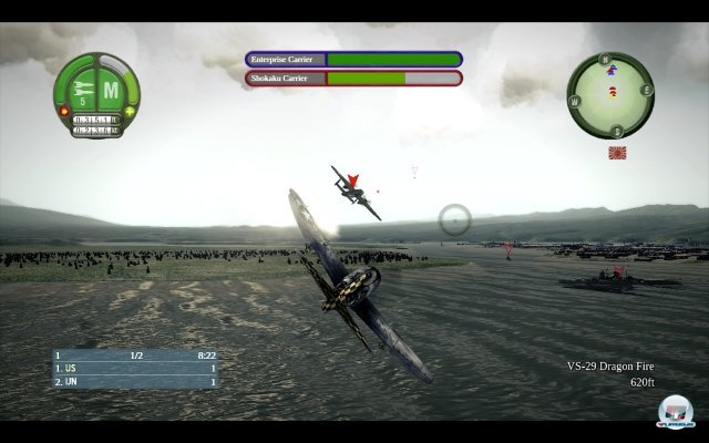 Screenshot - Damage Inc. Pacific Squadron WWII (360) 2377697