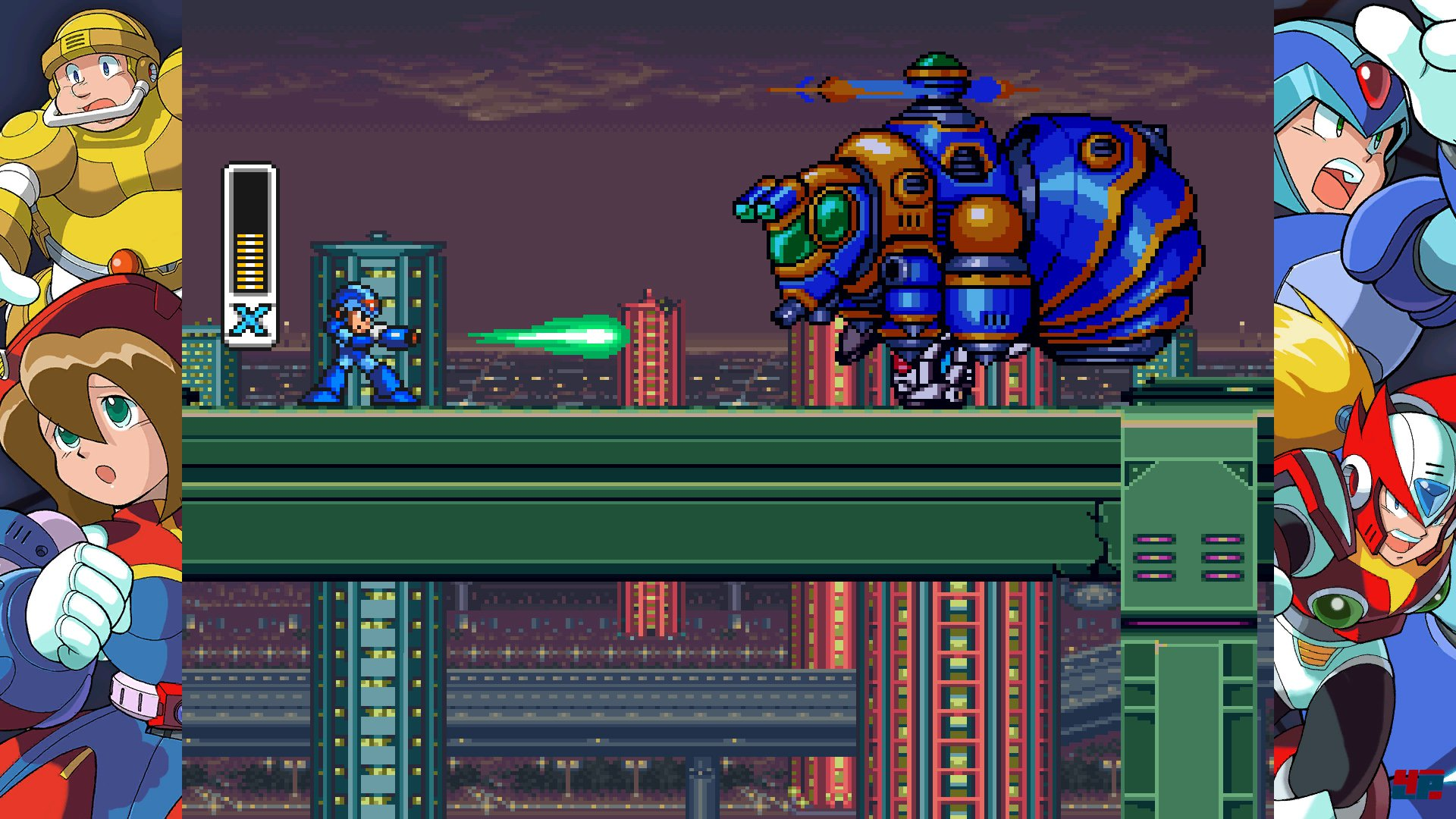 Mega Man X Legacy Collection 1&2: Releasetermin und neuer Trailer enthüllt