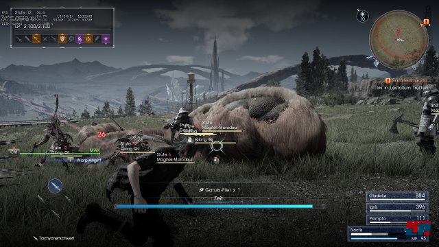 Screenshot - Final Fantasy 15 (PC) 92560941