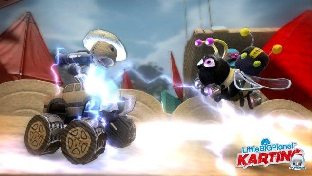 Screenshot - LittleBigPlanet Karting (PlayStation3) 2359037