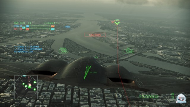 Screenshot - Ace Combat: Assault Horizon (360) 2249367