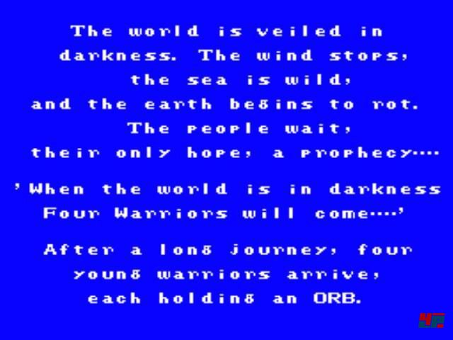 Screenshot - Final Fantasy (NES) 92549041