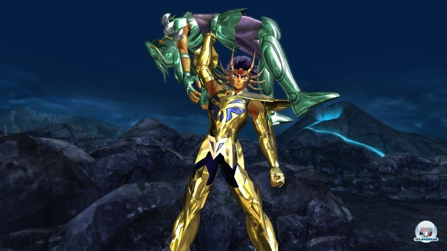Screenshot - Saint Seiya: Sanctuary Battle (PlayStation3) 2265592
