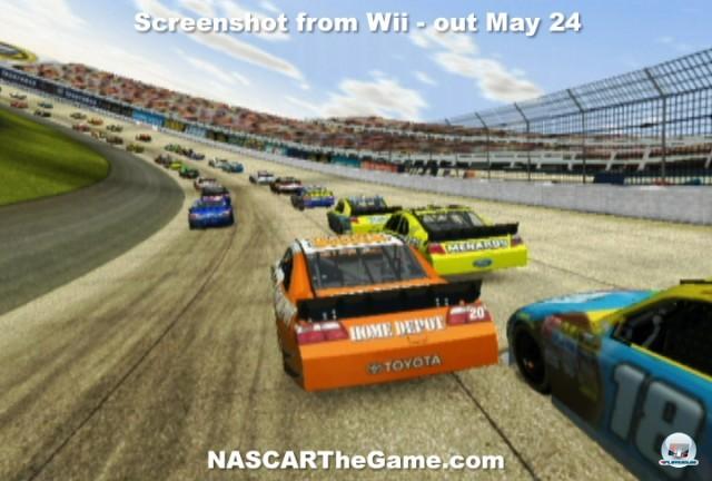 Screenshot - NASCAR 2011: The Game (Wii) 2222593