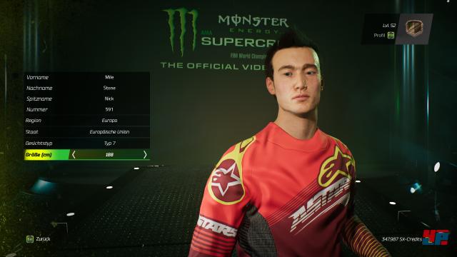 Screenshot - Monster Energy Supercross - The Official Videogame (PC)